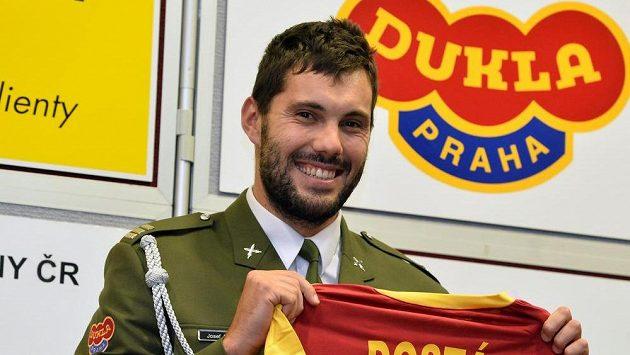 Armádním sportovcem roku 2016 se 26. října v Praze stal kanoista Josef Dostál.