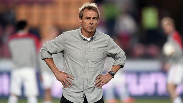 Jürgen Klinsmann je od listopadu koučem Herty Berlín.