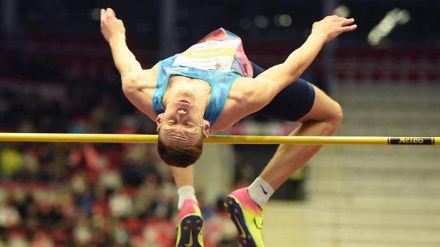 Mezinárodní halový atletický mítink Beskydská laťka vyhrál ruský výškař Danil Lysenko.