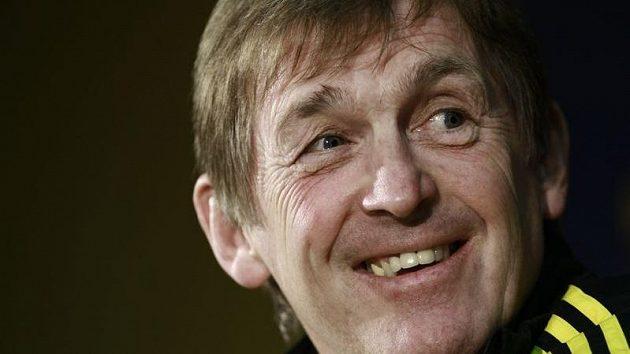 Manažer Liverpoolu Kenny Dalglish
