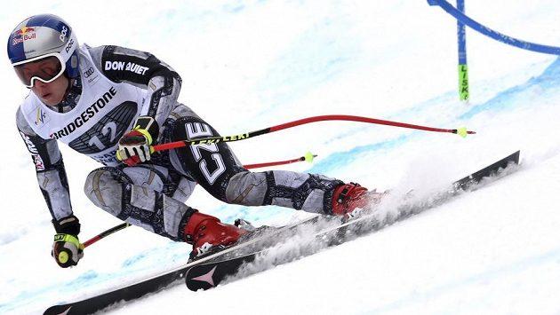 Lyžařka Ester Ledecká super-G v německém Garmisch-Partenkirchenu nedokončila.