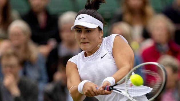 Kanadská tenistka Bianca Andreescuová na olympijský turnaj nedorazí.