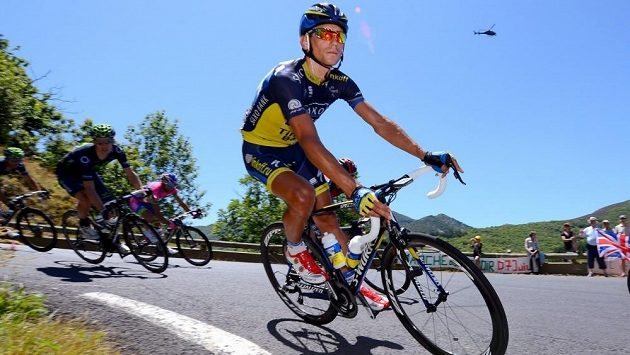 Český cyklista Roman Kreuziger je po nedělní deváté etapě Tour de France na celkovém pátém místě.
