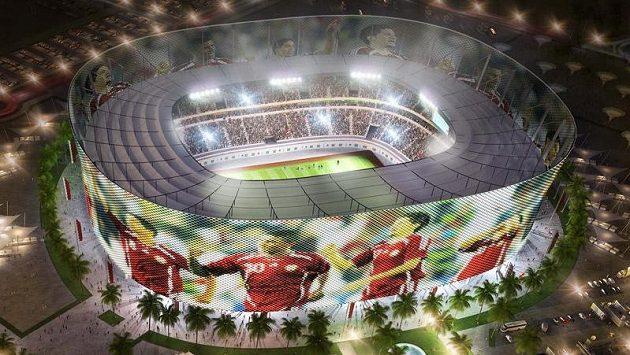 Pro světový šampionát v roce 2022 bude k dispozici osm nových stadionů.