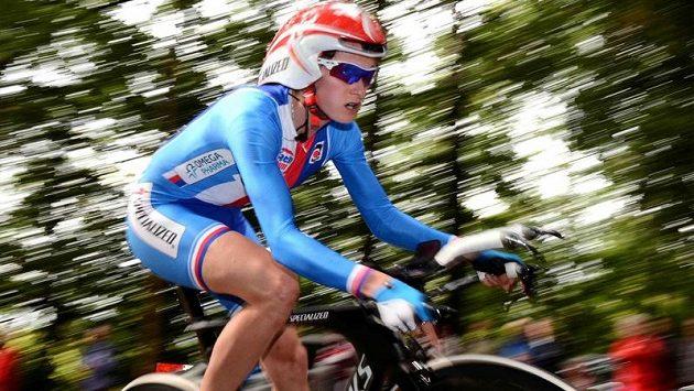 Martina Sáblíková bude startovat také na letních olympijských hrách.