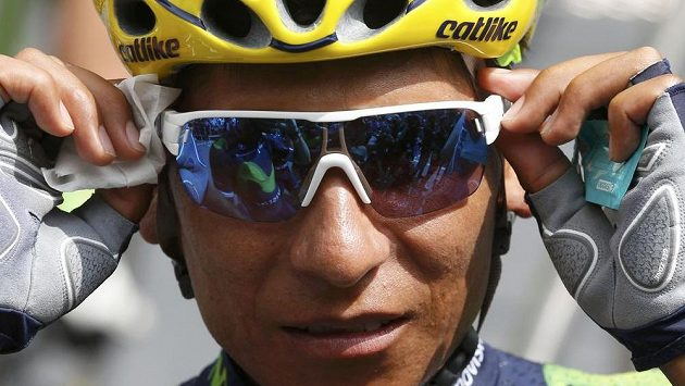 Kolumbijská hvězda týmu Movistar Nairo Quintana zřejmě vynechá olympiádu.