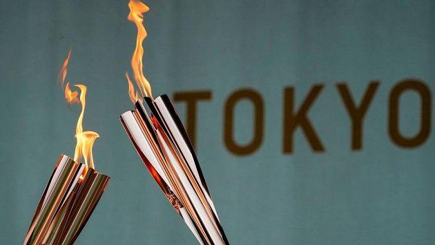 Start olympijských her v Tokiu se blíží - ilustrační foto
