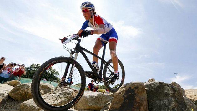 Francouzka Julie Bressetová míří za olympijským triumfem.