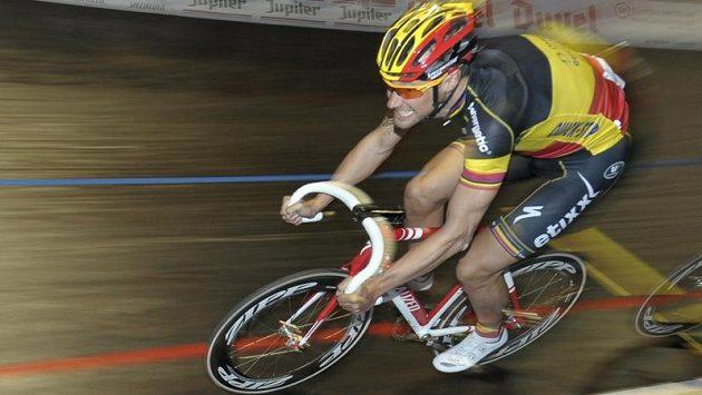 Belgičan Tom Boonen (na snímku) ještě není zdravotně zcela v pořádku.