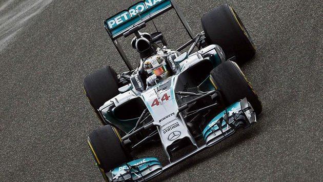 Lewis Hamilton s mercedesem možná už příští rok pojede i v Ázerbájdžánu.