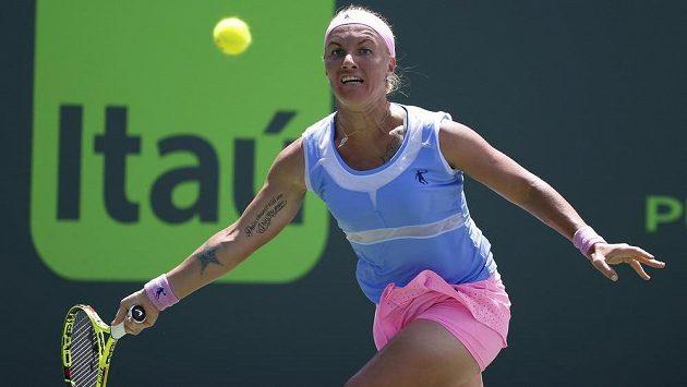 Ruská tenistka Světlana Kuzněcovová se na turnaji v Miami probila do finále.