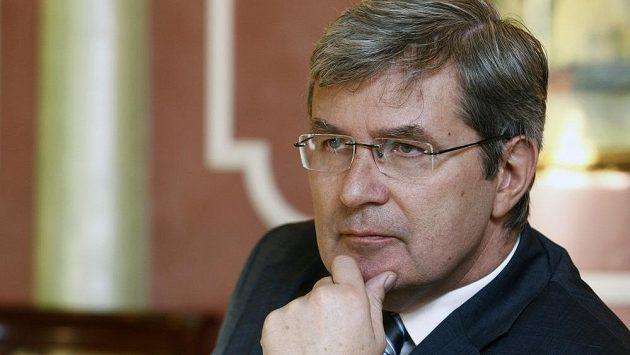 Šéf České unie sportu (ČUS) Miroslav Jansta.