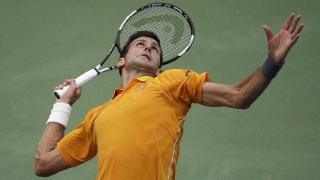 Novak Djokovič si na turnaji Masters v Cincinnati zahraje o titul.