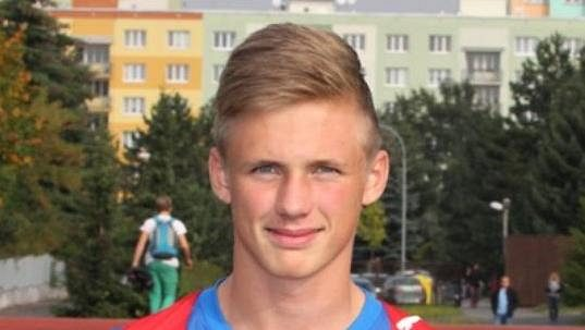 Útočníkm Plzně Martin Graiciar.