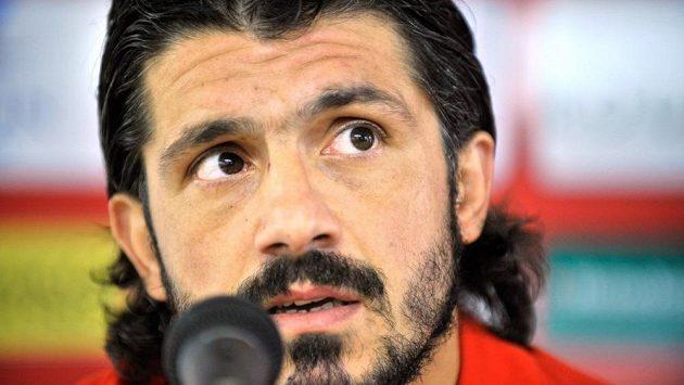 Bývalý italský fotbalový reprezentant Gennaro Gattuso.