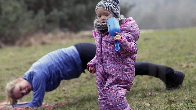 Kdy a jak začít pohybové aktivity s dětmi?