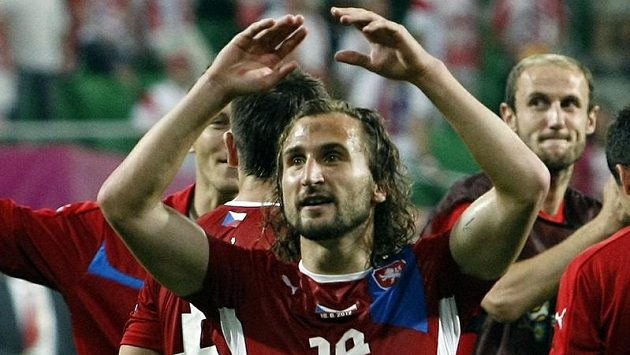 Šťastný Petr Jiráček.
