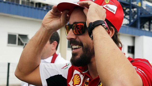 Španěl Fernando Alonso po sezóně odloží rudé barvy stáje Ferrari.