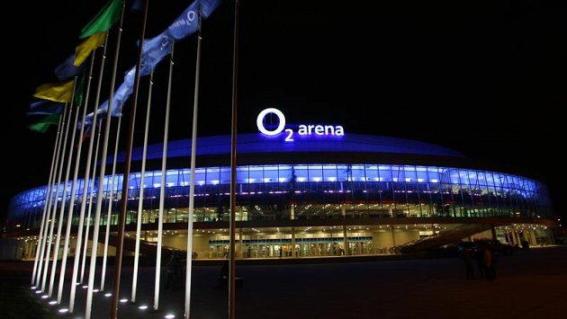 O2 Aréna v pražské Libni.