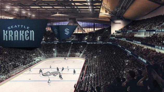 Nový klub NHL ze Seattlu se bude jmenovat Kraken.