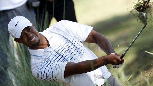 Bývalý nejlepší světový golfista Tiger Woods z USA