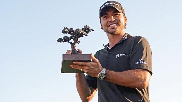 Australský golfista Jason Day vyhrál turnaj na hřišti Torrey Pines v La Jolle.