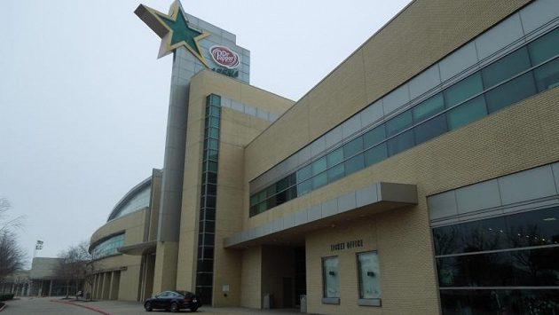 Tréninková hala hokejistů Dallasu ve Frisku. Ilustrační foto.