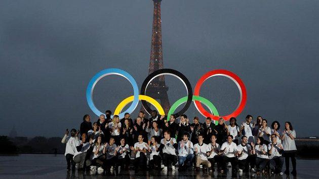 Olympijské hry v roce 2024 uspořádá Paříž.