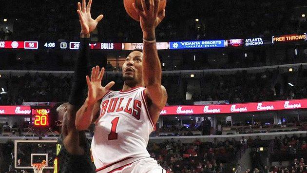 Derrick Rose mění dres. Bude hrát za Knicks.