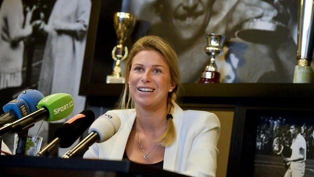 Tenistka Andrea Sestini Hlaváčková.