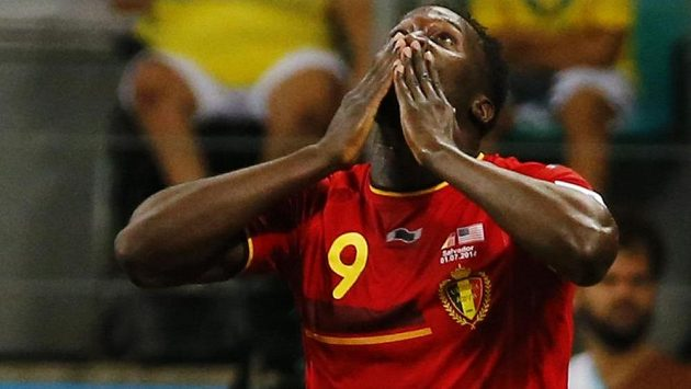 Romelu Lukaku rozhodl na MS druhým gólem v prodloužení o postupu Belgie přes USA.