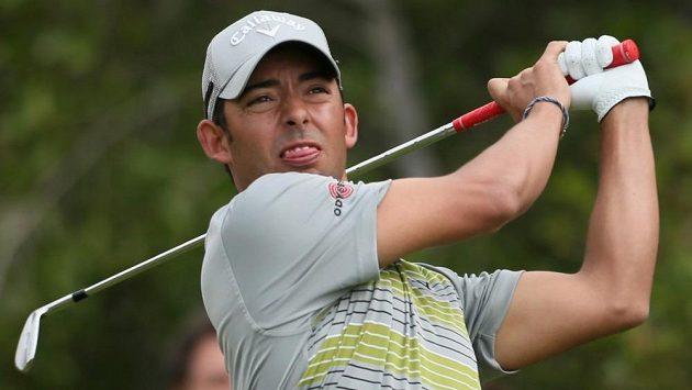 Golfista Pablo Larrazábal.