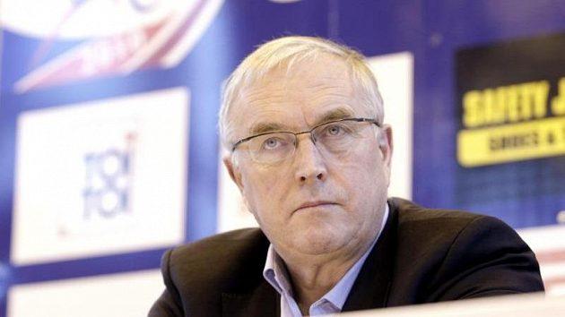 Předseda mezinárodní cyklistické unie UCI Pat McQuaid.