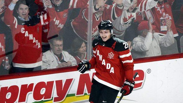 Kanadský útočník Sam Reinhart vyhrál kanadské bodování juniorského MS.
