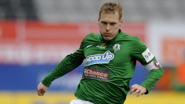 Jablonecký záložník Karel Piták pomohl k výhře Jablonce nad Plzní dvěma góly.