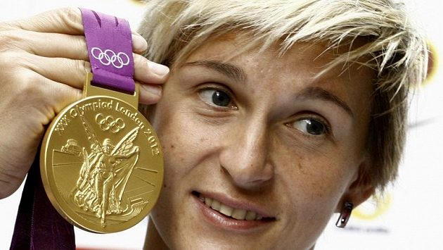 Barbora Špotáková si olympijským zlatem řekla o nominaci na Sportovce roku.