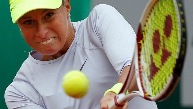 Andrea Hlaváčková si v rakouském Bad Gasteinu zahraje poprvé v kariéře finále dvouhry.