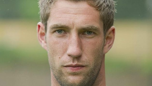 Gólman AS Řím Maarten Stekelenburg.