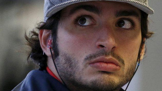 Carlos Sainz junior.