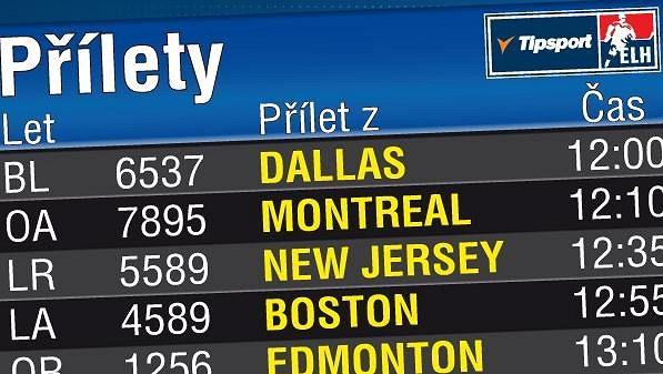 Hvězdy z NHL se vrátily na domácí kluziště.