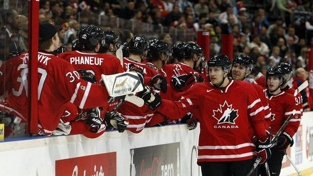 Hokejisté Kanady, ilustrační snímek.