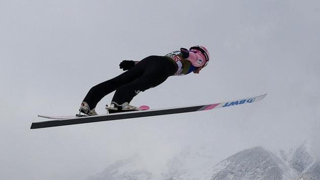 Skokan na lyžích Roman Koudelka pokračuje na Turné čtyř můstků ve skvělých výkonech, v kvalifikaci třetího závodu skončil druhý