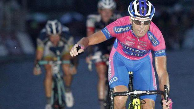 Bývalý italský cyklista Alessandro Petacchi.