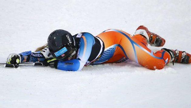 Norská sjezdařka Ragnhild Mowinckelová po dalším zranění kolena přijde o celou sezonu Světového poháru.