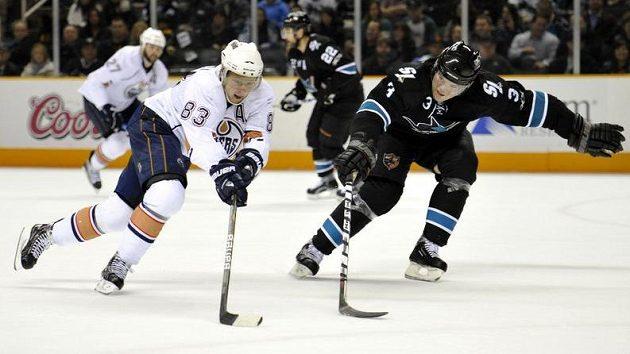 Hemský kvůli otřesu mozku může znovu chybět Edmontonu v NHL.