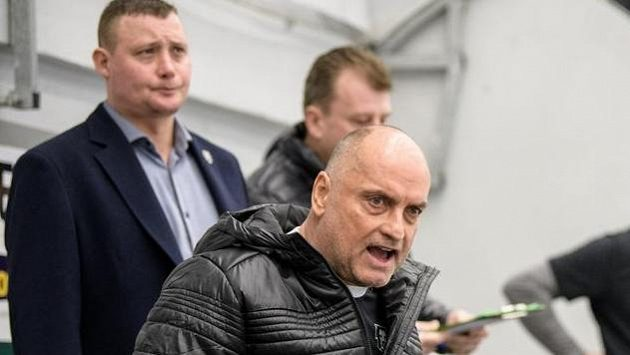 Trenér Mladé Boleslavi Vladimír Kyhos