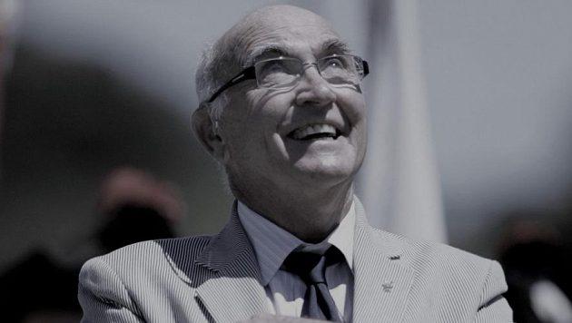 Bývalý španělský tenista Andrés Gimeno zemřel po dlouhé nemoci ve věku 82 let