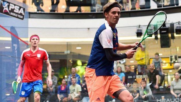 Squashista Jan Koukal se pokusí získat devatenáctý domácí titul