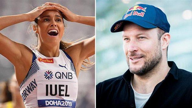 Překážkářka Amalie Iuelová a lyžař Aksel Lund Svindal se chystají založit velkou rodinu.