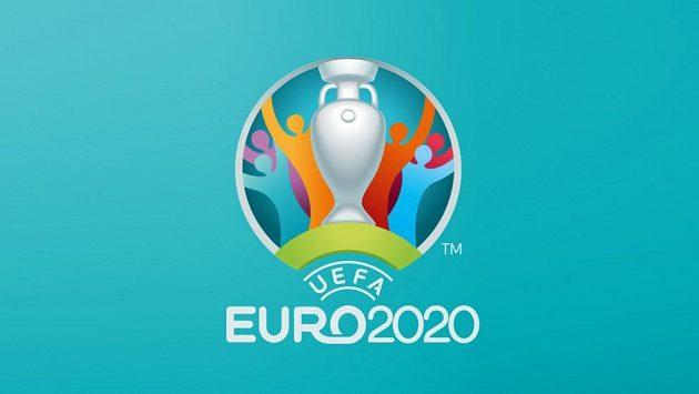 Logo mistroství Evropy ve fotbale 2020.